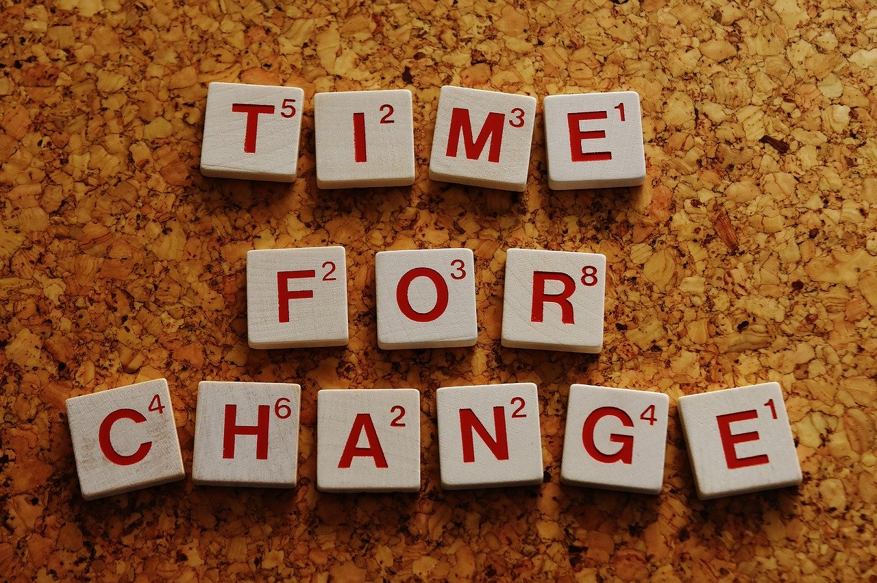 Overcome Your Fear Of Change