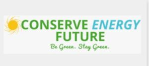 Webwite Conserve Energy Future
