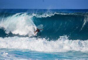 surfer, surfing, surfboard